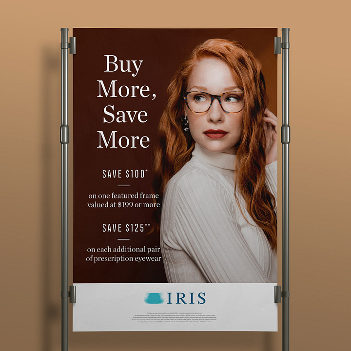 Printed promo campain in store (fall)